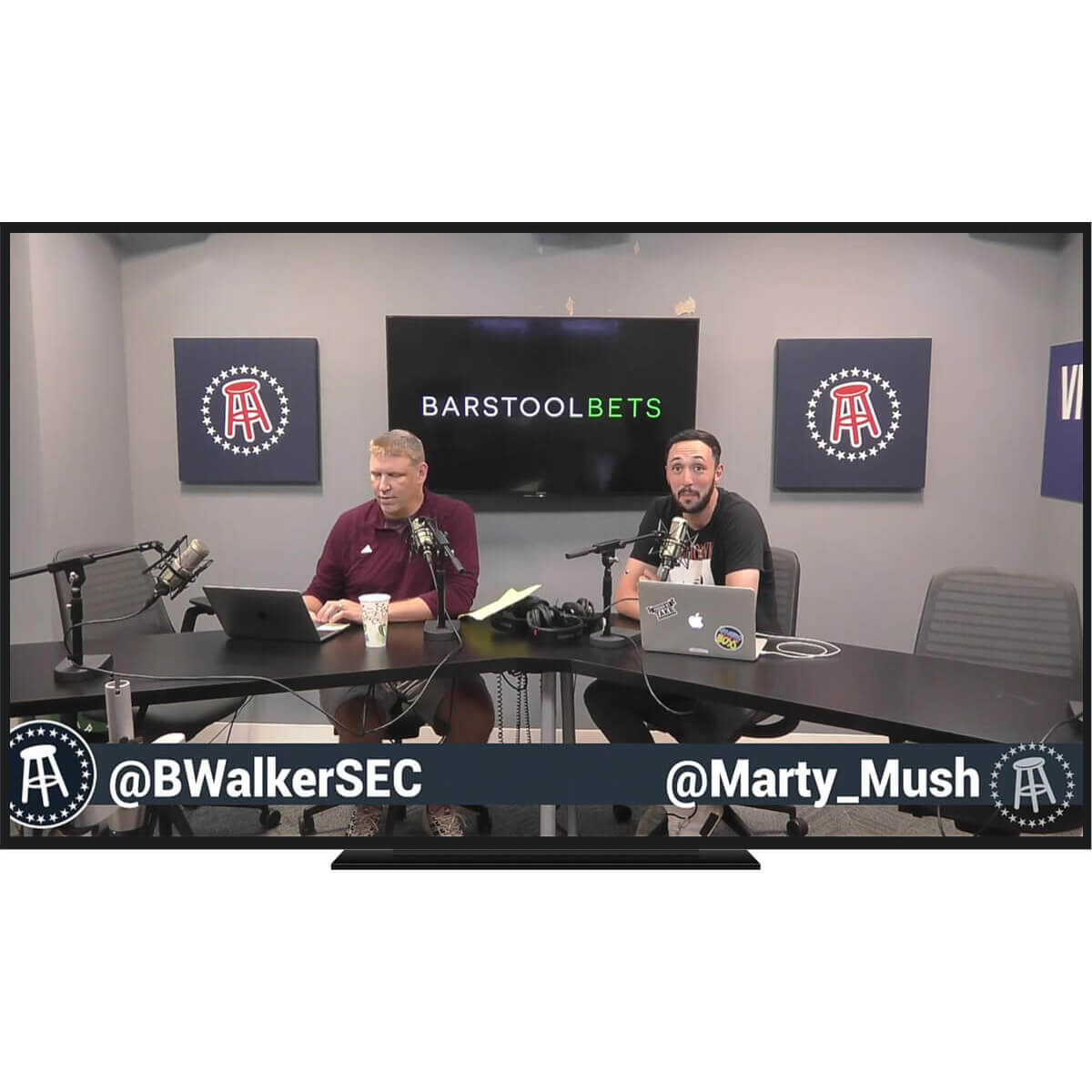 Barstool Bets on Android TV