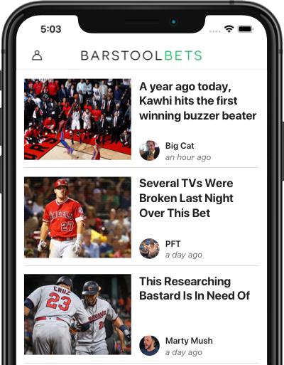 Barstool Bets App
